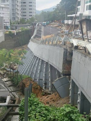 Case Study Straits Regency Retaining Wall Failure